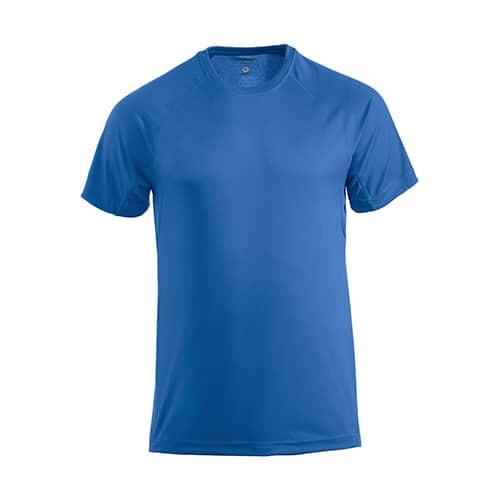 Clique Basic Active T-Shirt - blauw