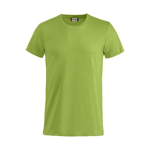 Clique Basic T-Shirt - lichtgroen