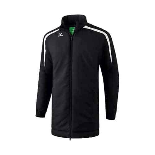 Erima Liga Stadionjack jas - zwart