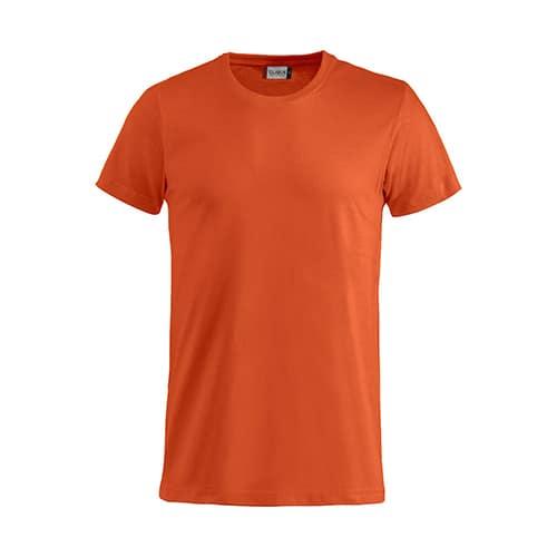 Clique Basic T-Shirt - oranje