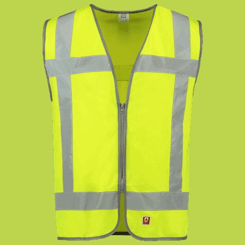 Tricorp RWS Vlamvertragend veiligheidsvest - geel