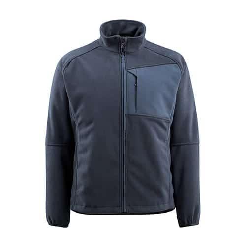 Mascot Marburg fleece jas - donkerblauw