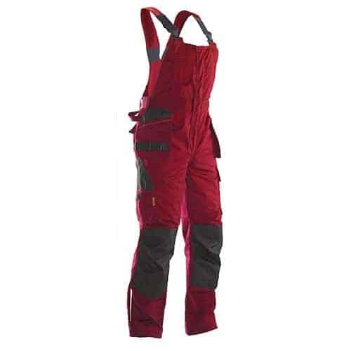 Jobman 65373020 overall - rood