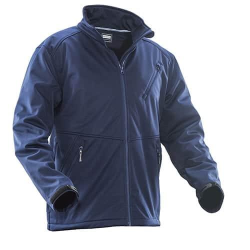 Jobman 65120871 softshell jas - donkerblauw