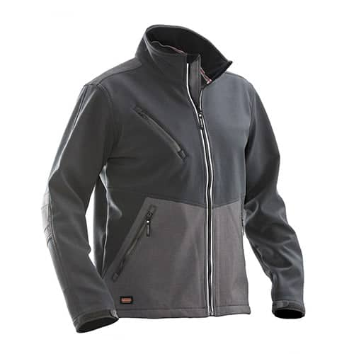 Jobman 65124893 softshell jas - donkerblauw