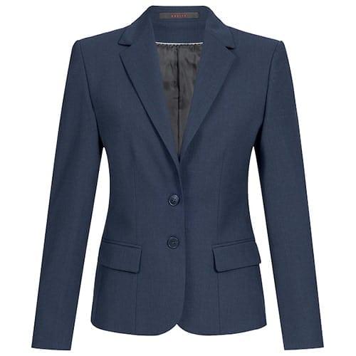 Greiff CF Premium dames blazer - marineblauw