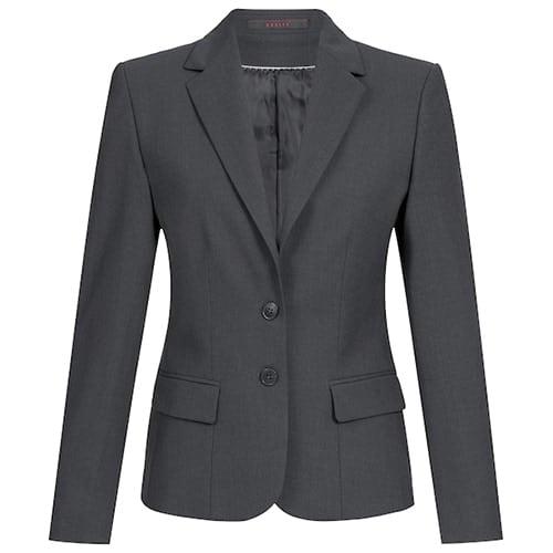 Greiff CF Premium dames blazer - grijs