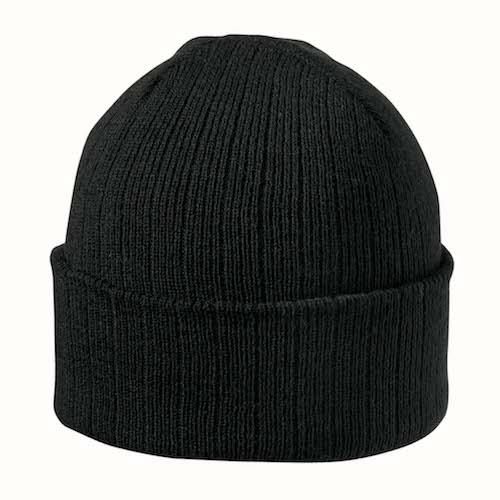 Kingcap Classic muts - Zwart