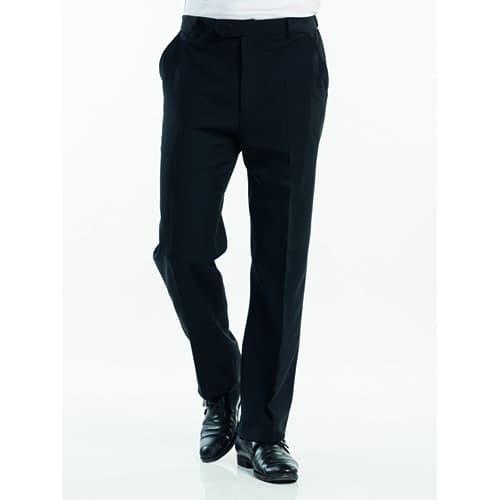 Chaud Devant Heren pantalon - zwart