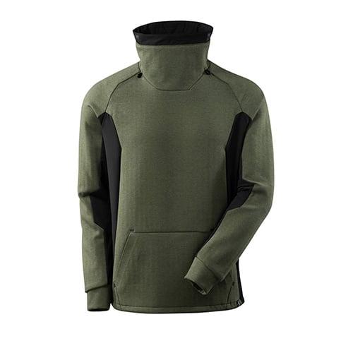 Mascot Advanced sweater met hoge kraag - groen