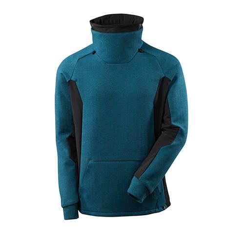 Mascot Advanced sweater met hoge kraag - blauw