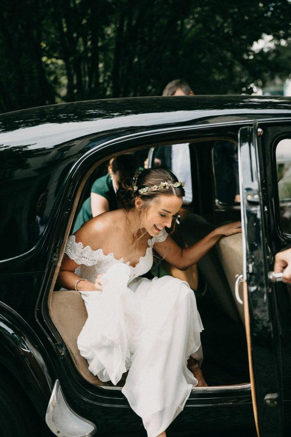Hochzeit Vorarlberg Limousine