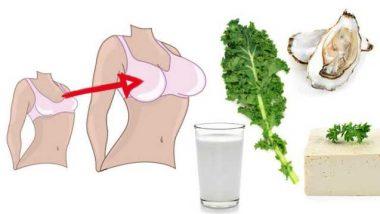 voedingsmiddelen voor grotere boezem