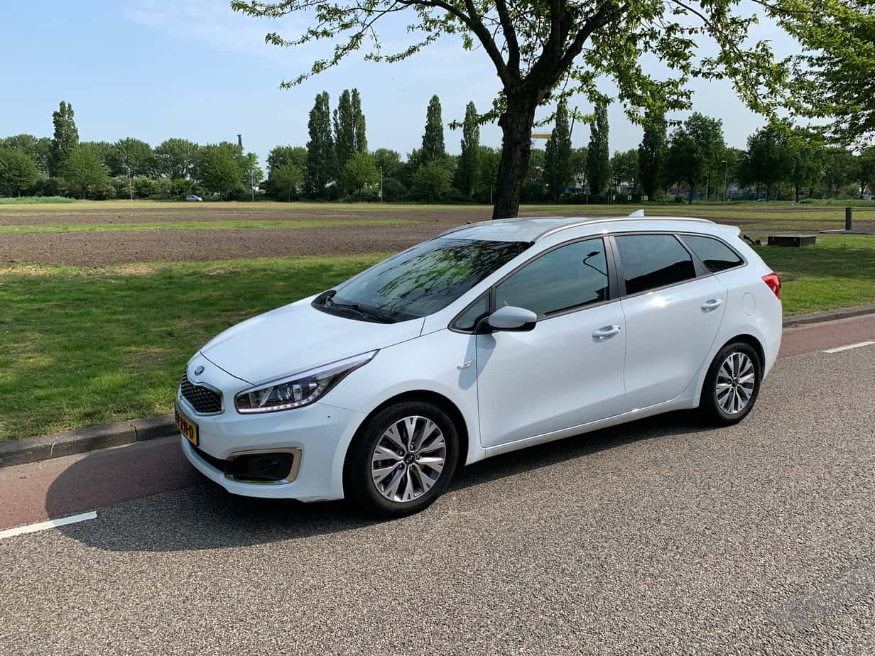 Kia Ceed Stationwagon (Summer special)
