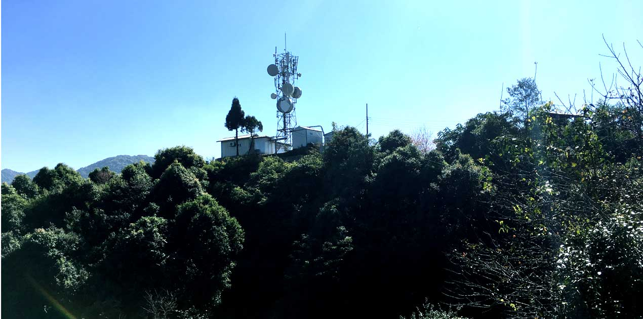 Kakani telephone tower