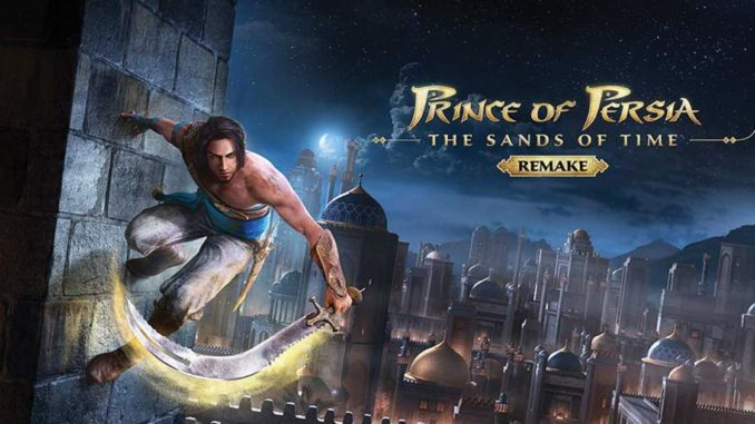prince of persia remake artwork