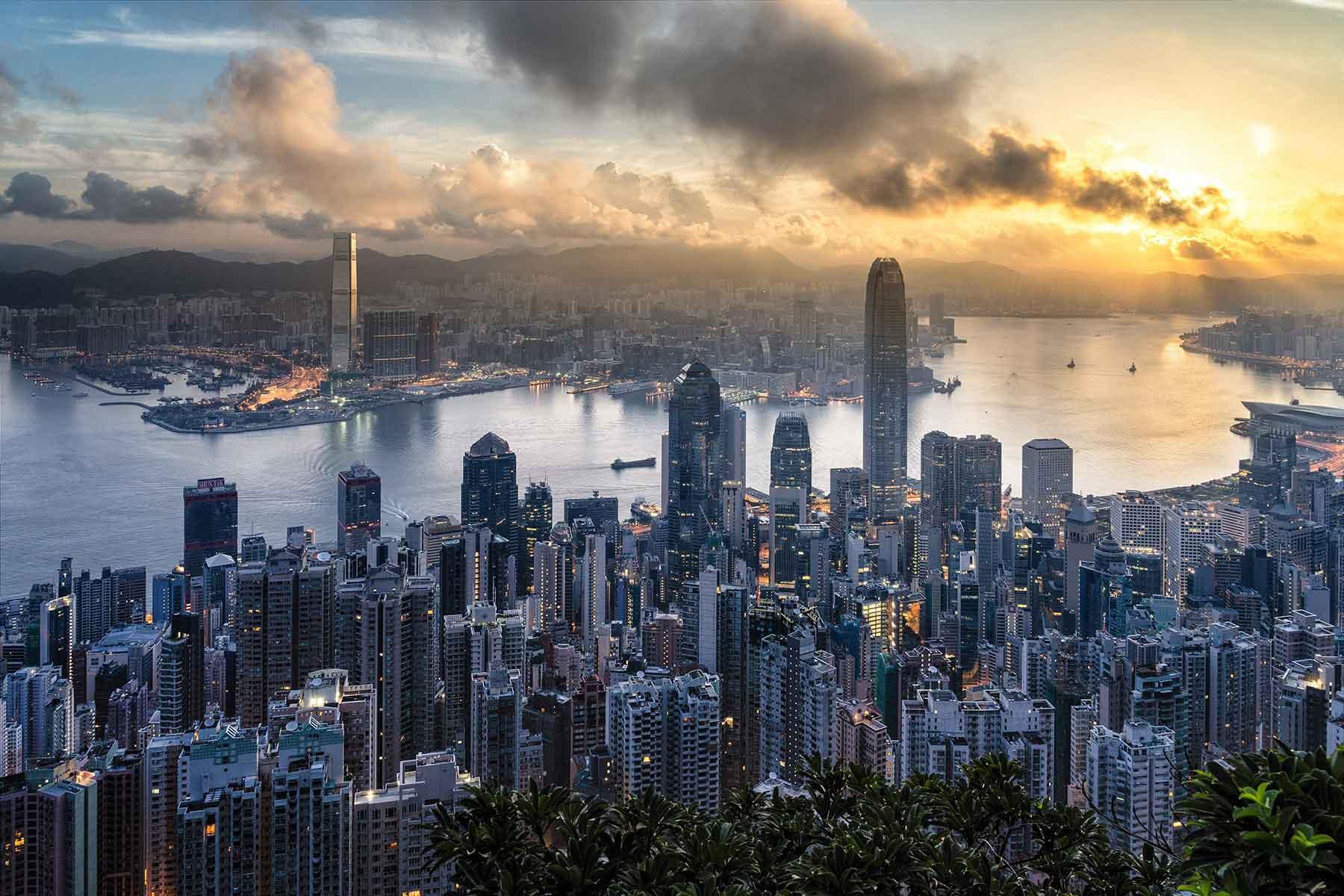 Resor-till-Hong-Kong-med-Nygren-&-Lind-Resebyrå--kväll