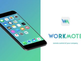 Workmote, remote control of your company