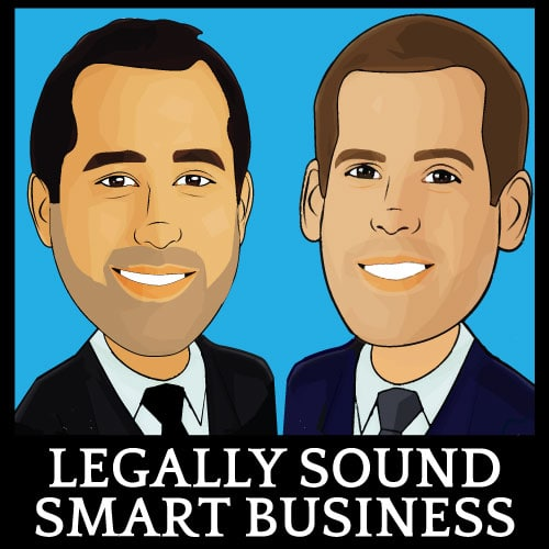 Legally Sound Smart Business Logo