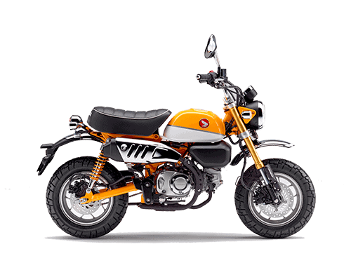 Honda Monkey 125 moto