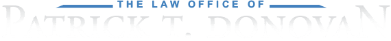 Law Office of Patrick Donovan logo