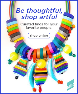 Shop the Mint Museum store online