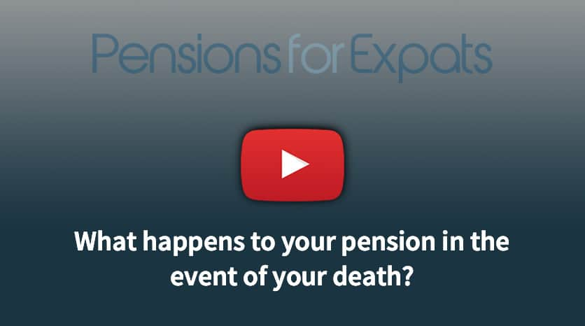 UK Pension Death And Taxes Video Image