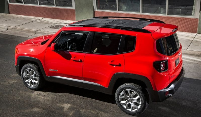 JEEP RENEGADE 1.6 Mjet Limited 4×2 E6 full