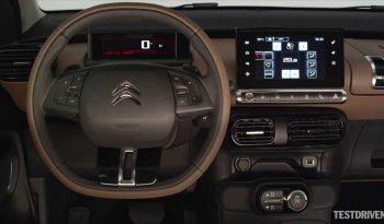 Renting Citroën C4 Cactus BlueHDI S&S 100cv Business full