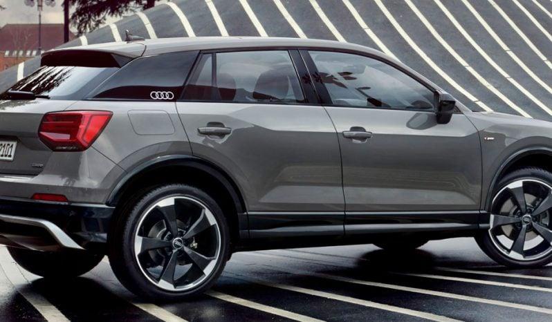 Renting Audi Q2 30 Advanced TDI 116cv S tronic full