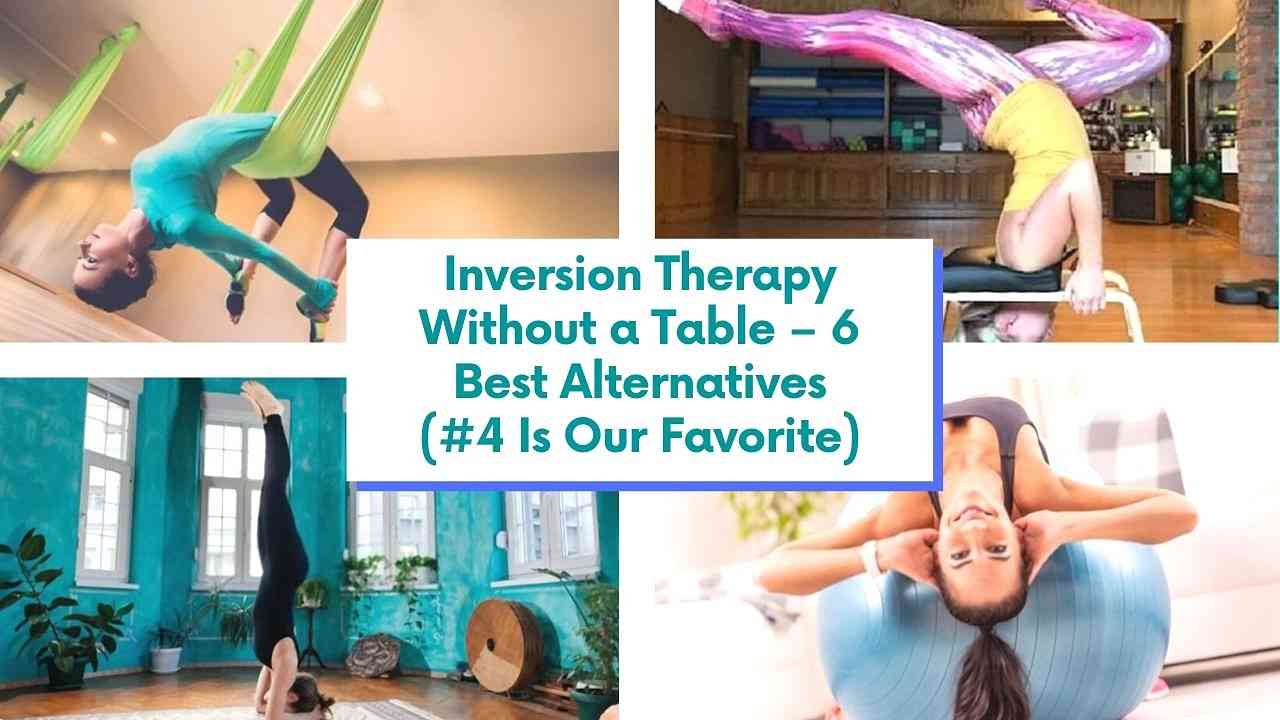 Inversion Therapy Without a Table