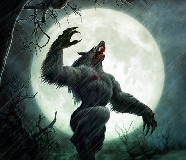 Werewolf Muscle Training