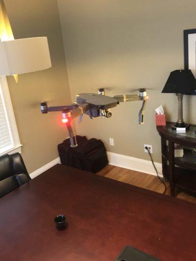 UAS Drone Arrests