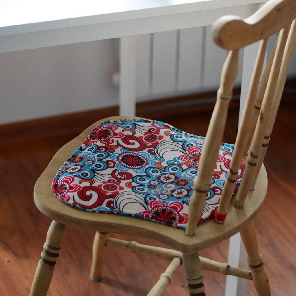 poduszka z kodury na siedzisko