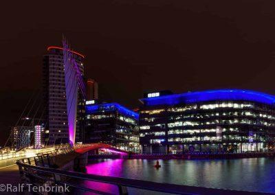 Media City, Manchester