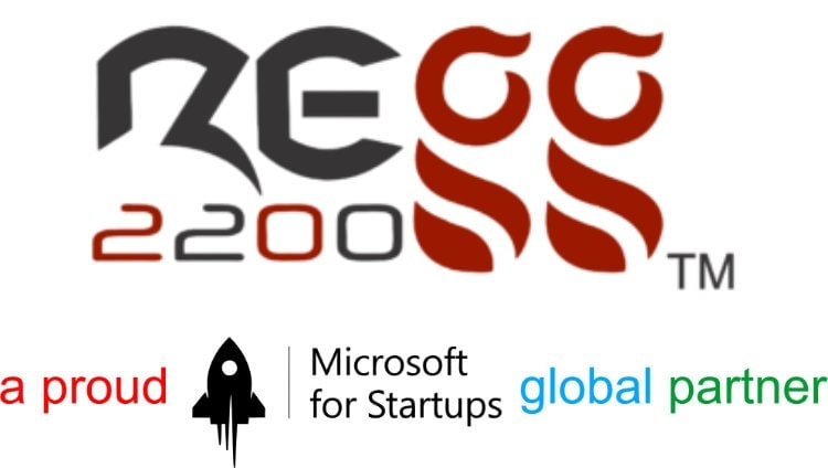 Regg2200 Logo Microsoft Startups Global Partner