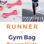 runner gym bag essentials