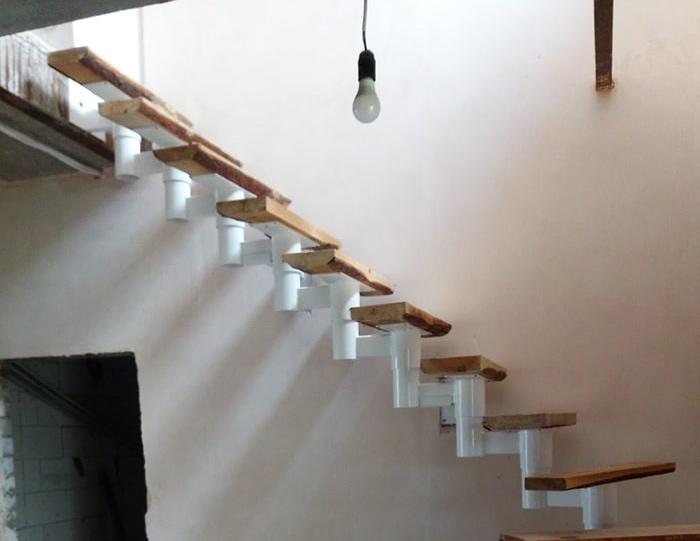Модульная лестница заказать
