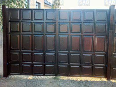 Ворота шоколадка купить в Харькове