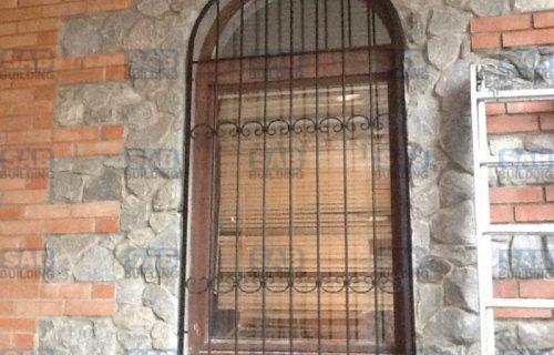 округленные решетки на окна