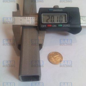20 мм. профиль для штендера