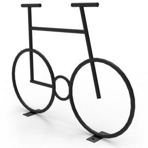 Велопарковка Велосипед