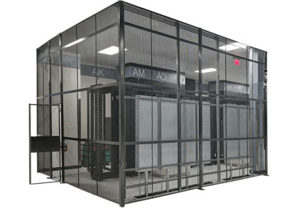 Data Center Cage and Server Cages