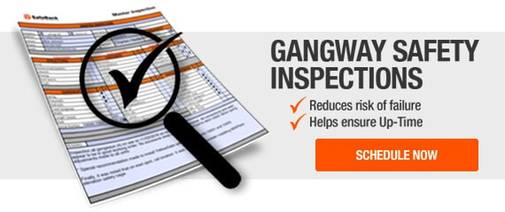gangway safety inspection