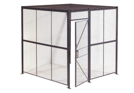 Tool Crib Storage & Equipment Cages