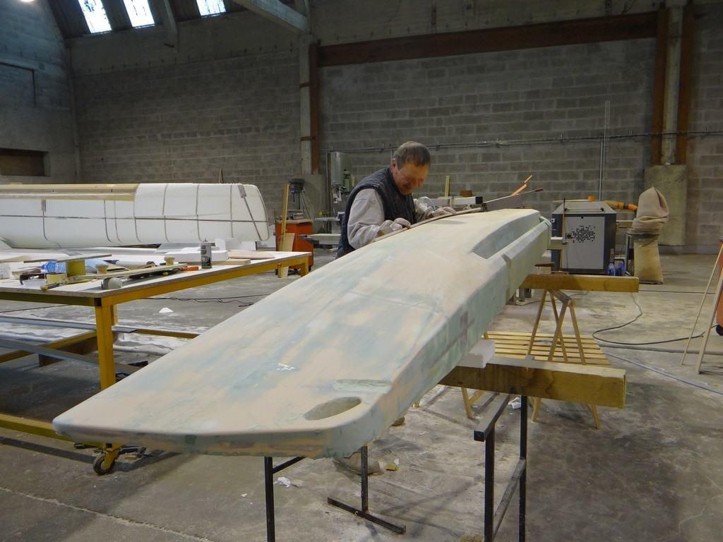 prototype catamaran