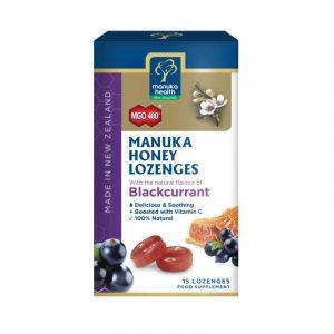 Caramelle Miele di Manuka e Ribes Nero