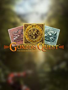 gonzo's quest videoslot Netent
