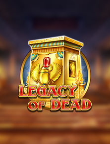 legacy of dead videoslot play and go