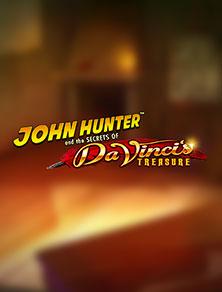 john hunter and the secrets of the da vinci's code videoslot Pragmatic Play